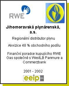 Jihomoravská plynárenská