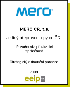 Mero ČR