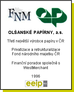 Olašanské papírny
